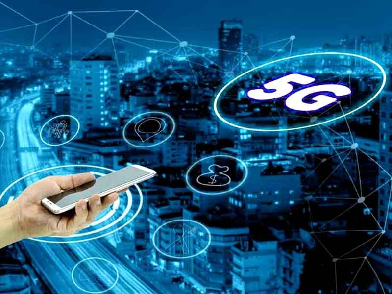 Технология развития сетей 4G, 5G, 6G